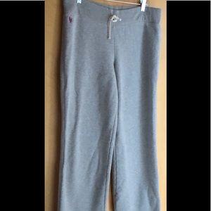 Ralph Lauren Sport gray cotton sweatpants Large